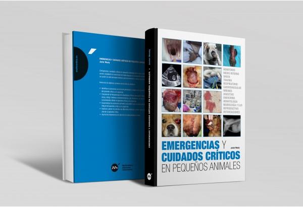 Emergencias y cuidados críticos en pequeños animales -Libros de referencia