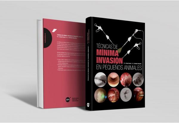 Técnicas de mínima invasión en pequeños animales -Libros de referencia